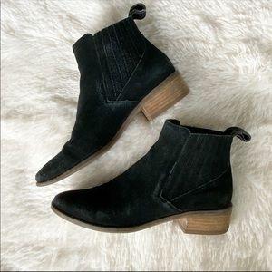 Dolce Vita Black Chelsea Boot